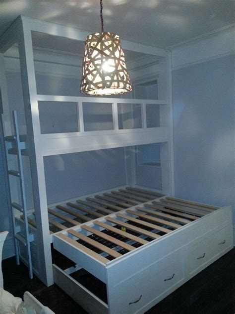 Bunk Bed With Guest Bed 744 Best Images About Room On Kidsroom Interior And Children