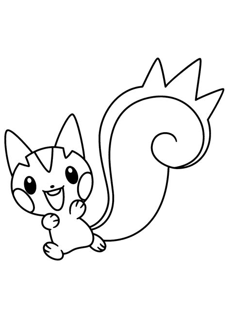 coloring pages of pokemon oshawott free dibujos de oshawott coloring pages