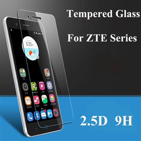Tempered Glass Zte Blade A711 screen protector tempered glass for zte blade x3 x5 x7 x9 l2 l3 l5 s6 plus a452 a510 a460 v7
