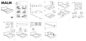 ikea skorva assembly malm assembly instructions automation control blog