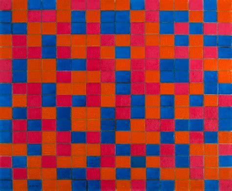 color compositions composition checkerboard colors 1919 by piet mondrian