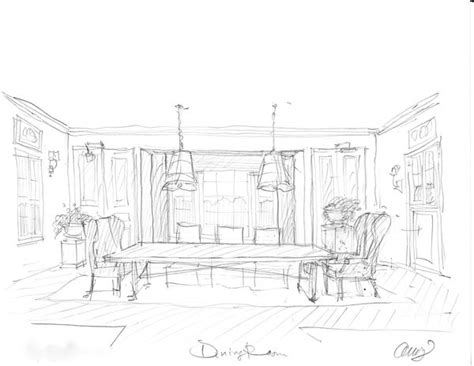 How To Draw A Dining Room by Accessorizing For A Neutral Palette Velvet Linen