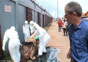 the difficulty of burying ebolas victims smart news smithsonian ebola victim left on street is alive as he s prepared for