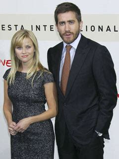 New Alert Reese And Jake by Reese Witherspoon Bans Jake Gyllenhaal From Swearing