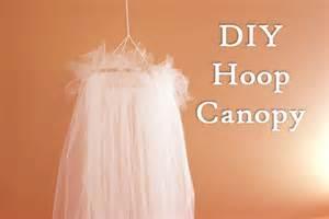 hula better the better nester diy hoop canopy