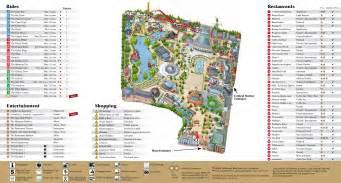 theme park brochures tivoli gardens theme park brochures