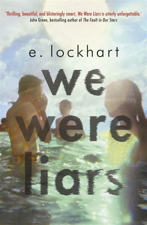 e lockhart novel we were liars eyed for feature film deadline