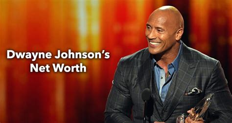 dwayne johnson the rock net worth dwayne johnson s net worth facts to know about last year