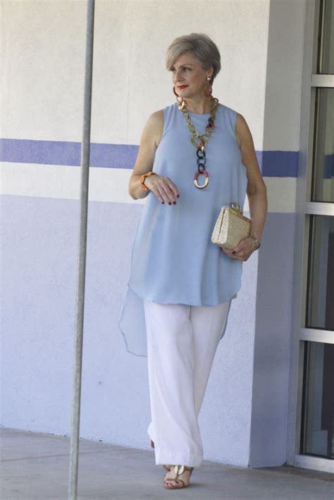 fashion trends for women over 50 30 best summer outfits for women above 50