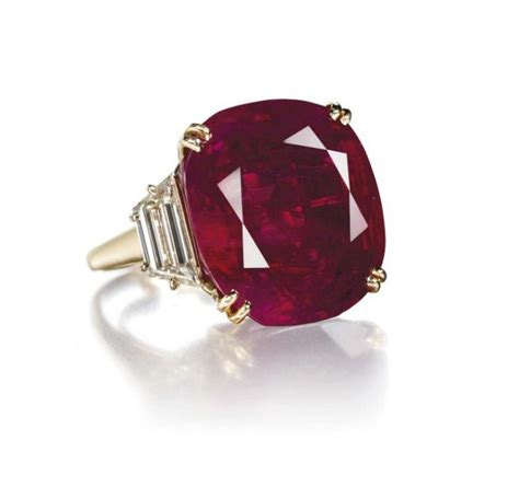 ten most expensive rubies sold at auction jewels du jour