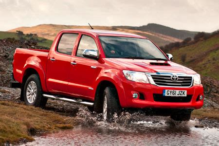 first drive: toyota hilux invincible 3.0 d 4d car review