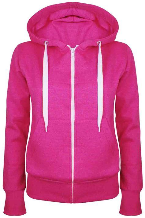Jaket Zipper Hoodie Sweater Hitam 5 plain zip up fleece hoody sweatshirt coat jacket top hoodies 6 24