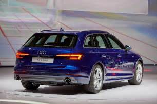 Audi A4 Economy Audi A4 G And A4 Ultra Are All About Economy In