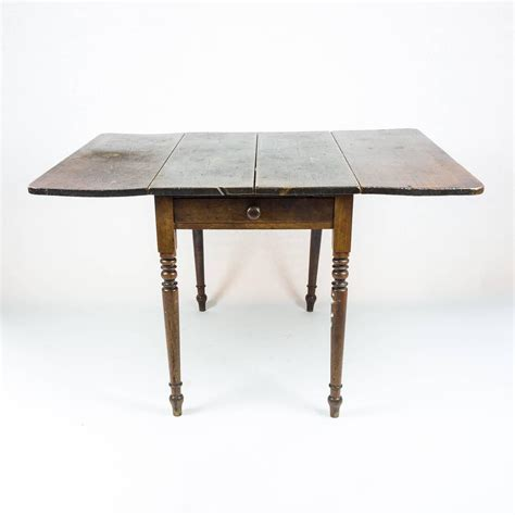drop kitchen table edwardian drop leaf kitchen table at 1stdibs