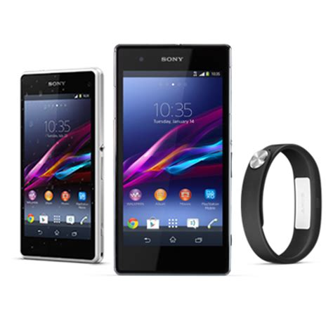 sony at ces: xperia z1s official for t mobile, xperia z1