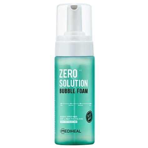 Clean It Zero Cleansing Foam mediheal zero solution foam mediheal cleansing foam shopping sale koreadepart