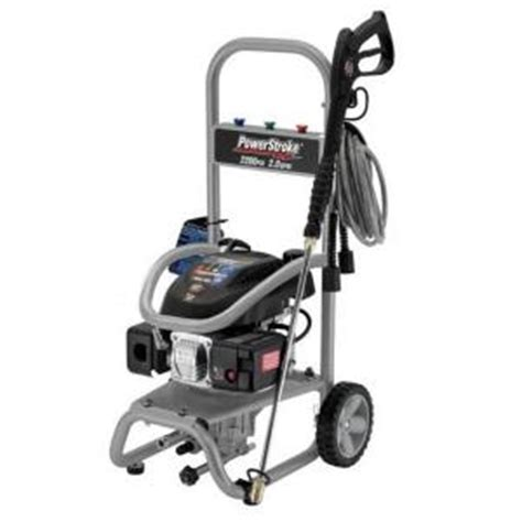 powerstroke 2200 psi 2 gpm gas pressure washer ps80517