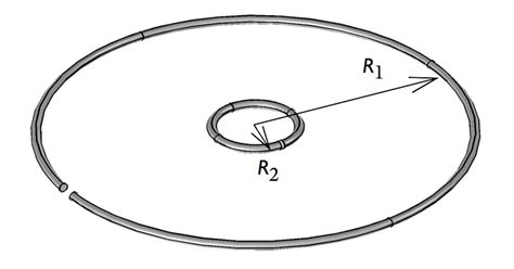 inductance between two circular coils analyzing inductance in different coil arrangements