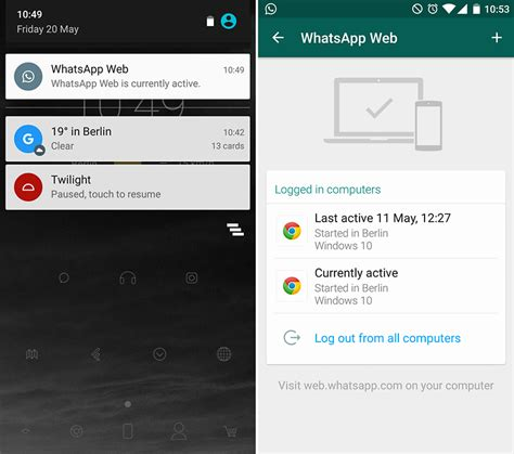 Play Store Whatsapp Update The Whatsapp Update Gifs For All Androidpit
