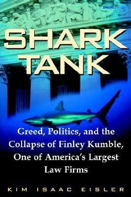 shark tank picture book shark tank greed politics and the collapse of finley