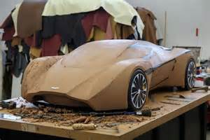 Aston Martin 2 Aston Martin Wants Four Clay Model Apprentices Bestride