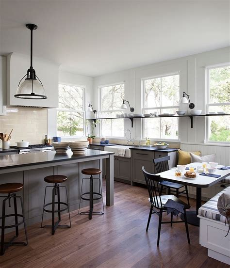 modern farmhouse kitchen modern farmhouse incorporates traditional details for