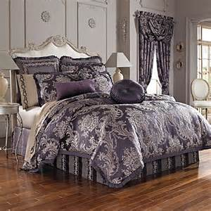 eggplant color comforter j new york comforter set bed bath beyond
