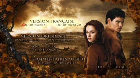 test su twilight test dvd twilight chapitre 2 tentation edition collector