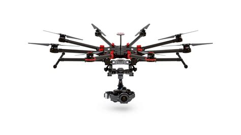 Drone Dji S1000 spreading wings dji s1000 drone builders