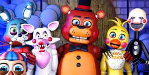 Five nights at freddy s 2 toy old sfm fnaf by thesitcixd on
