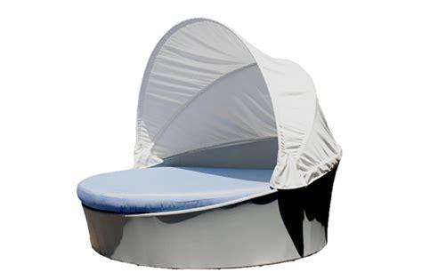 tagesbett klappbar coole ideen f 252 r tagesbett im garten aquabett source