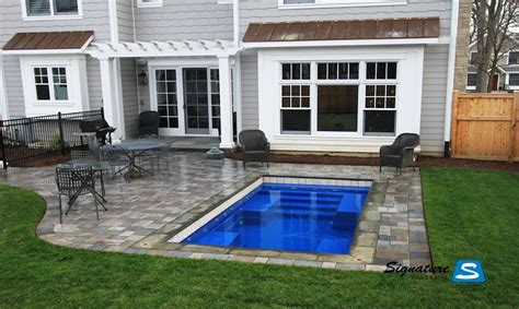 Back Yard Plunge Pools Pictures To Pin On Pinterest Backyard Plunge Pool