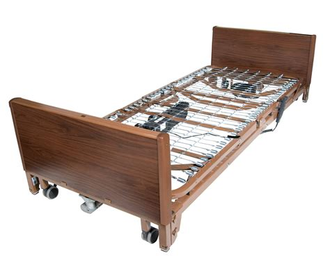 full size hospital bed ultra light plus full electric low bed ideal medical supply