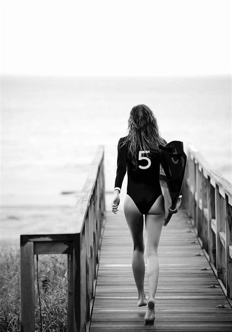Surf Poster Chanel poster l Fashion Poster - Fashion print