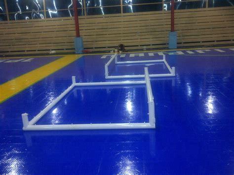 Karpet Plastik Futsal lantai interlock lapangan futsal lantai interlock