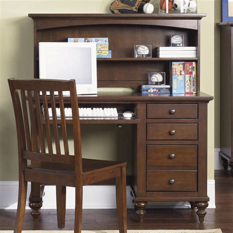 youth bedroom set with desk liberty furniture abbott ridge youth bedroom student desk