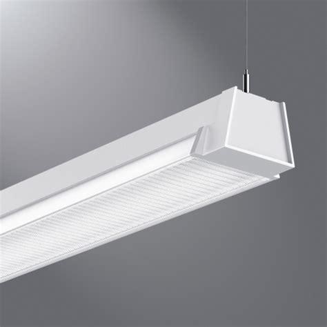 Eaton S Cooper Lighting Linear Led Luminaire Provides Open Ceiling Lighting