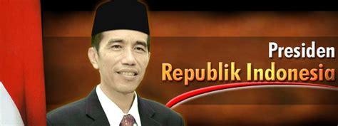 biodata jokowi presiden indonesia biodata presiden indonesia joko widodo jokowi
