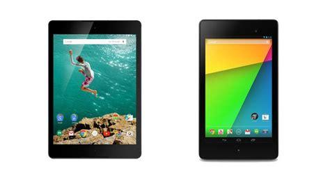 Nexus 7 Vs 9 by Nexus 9 Vs Nexus 7 2013 Spec Shootout A Worthy Upgrade Technobuffalo
