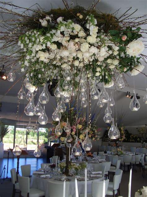 stunning wedding flower chandelier ideas wow