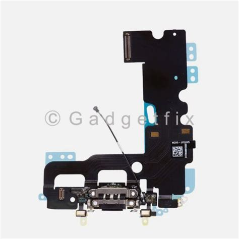 Buzzer Load Speaker Aktif Konektor Charger Mic Lenovo K900 us black iphone 7 charging charger port flex cable mic antenna replacement parts 352013701811