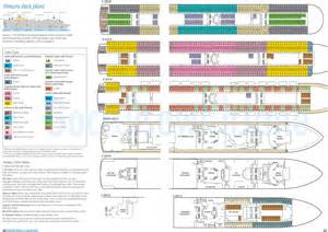 Cruise Ship Floor Plans by P Amp O Cruises Miles Morgan Travel