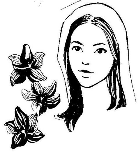 imagen virgen maria en blanco y negro 16 buenas im 225 genes de la virgen mar 237 a en blanco y negro