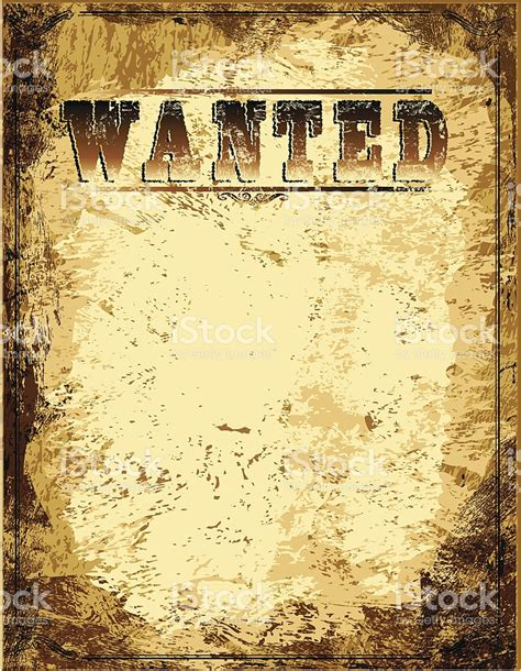 wanted poster powerpoint template wanted poster template microsoft word free printable sales