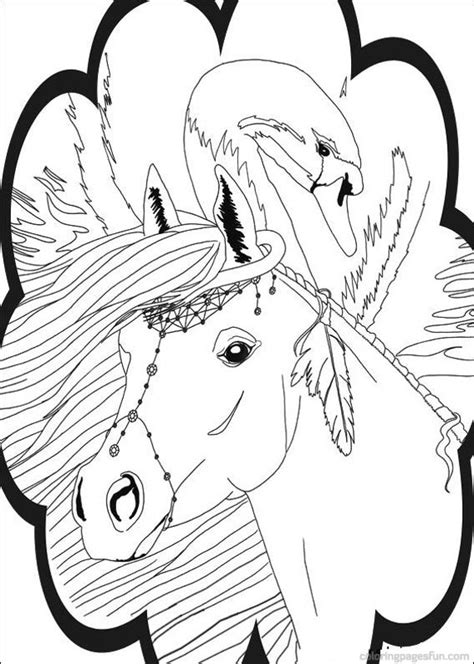 coloring pages of bella sara horses bella sara the magical horse coloring pages 6 body