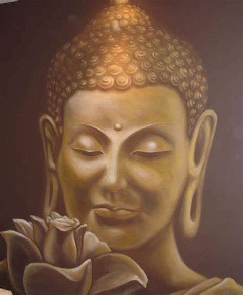 Salon Wall Murals buddha wall mural