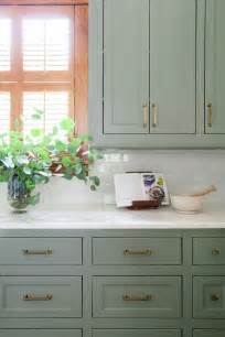 green kitchen cabinets best 25 green kitchen ideas only on