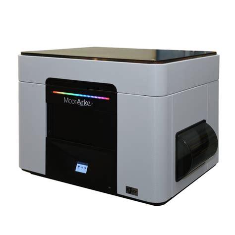 Printer 3d Color mcor s new 5 995 arke 3d printer ushers in color desktop 3d printing for all 3d printing