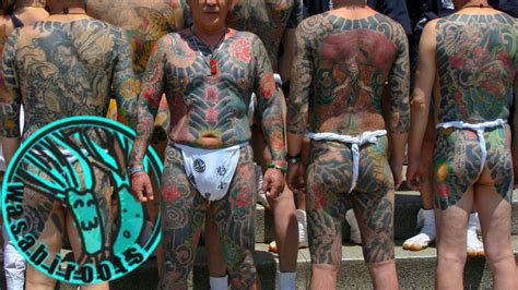 tattoo yakuza youtube yakuza tattoos youtube