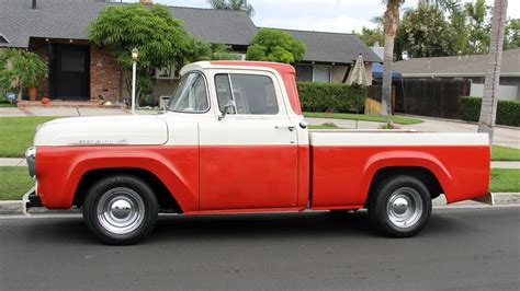 truck anaheim 1958 ford f100 t58 anaheim 2014